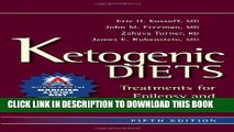 Ebook By Eric Kossof - Ketogenic Diets: Treatments for Epilepsy and Other Disorders: A Treatment