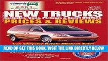 [READ] EBOOK New Trucks Prices   Reviews: Includes: Vans, Pickups   Sports Utlitites (Edmund s New