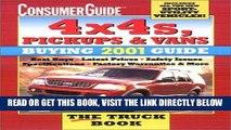 [READ] EBOOK 4x4s, Pickups   Vans 2001 Buying Guide (4x4s, Pickups and Vans: Buying Guide) ONLINE
