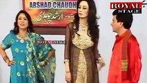 Deedar , Nasir Chinyoti & Sajan Abbas , Best Pakistani Punjabi Stage Drama Clip HD 2016