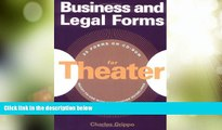 Big Deals  Business and Legal Forms for Theater  Full Read Most Wanted