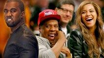 Kanye West DISSES Beyonce & Jay Z For Ignoring Kim Kardashian After Paris ROBBERY