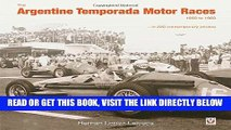 [READ] EBOOK The Argentine Temporada Motor Races 1950 to 1960: in 220 contemporary photos BEST