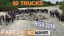 92 Scale RC Rally Scale Crawlers 4x4 6x6 8x8 Abbaretz France RISA 2016 PART