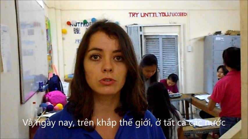 Video Témoignages volontaires JVF 2016