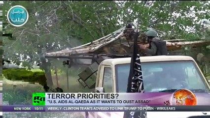 Double standards des atlantistes dans la guerre à l'Etat islamiste