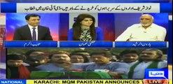 Haroon Ur Rasheed taunts Habib Akram for continuously criticizing Imran Khan.