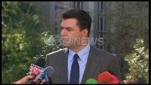 Ora News - Basha: Nesër në Kuvend, beteja kundër aleancës së krimit
