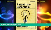 Big Deals  Patent Law Essentials: A Concise Guide, 2nd Edition  Best Seller Books Best Seller
