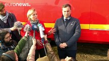 """Französische Regierung beginnt mit Räumung des """"Dschungels von Calais"""""""