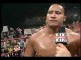 Rocky Mavia becomes The Rock