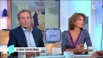 Jean-Jacques Bourdin et Anne Nivat : le couple raconte sa rencontre étonnante !