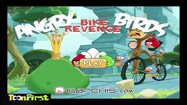 Angry Birds: Angry Birds Bike Revenge - Angry Birds Games