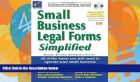 Big Deals  Small Business Legal Forms Simplified: The Ultimate Guide to Business Legal Forms