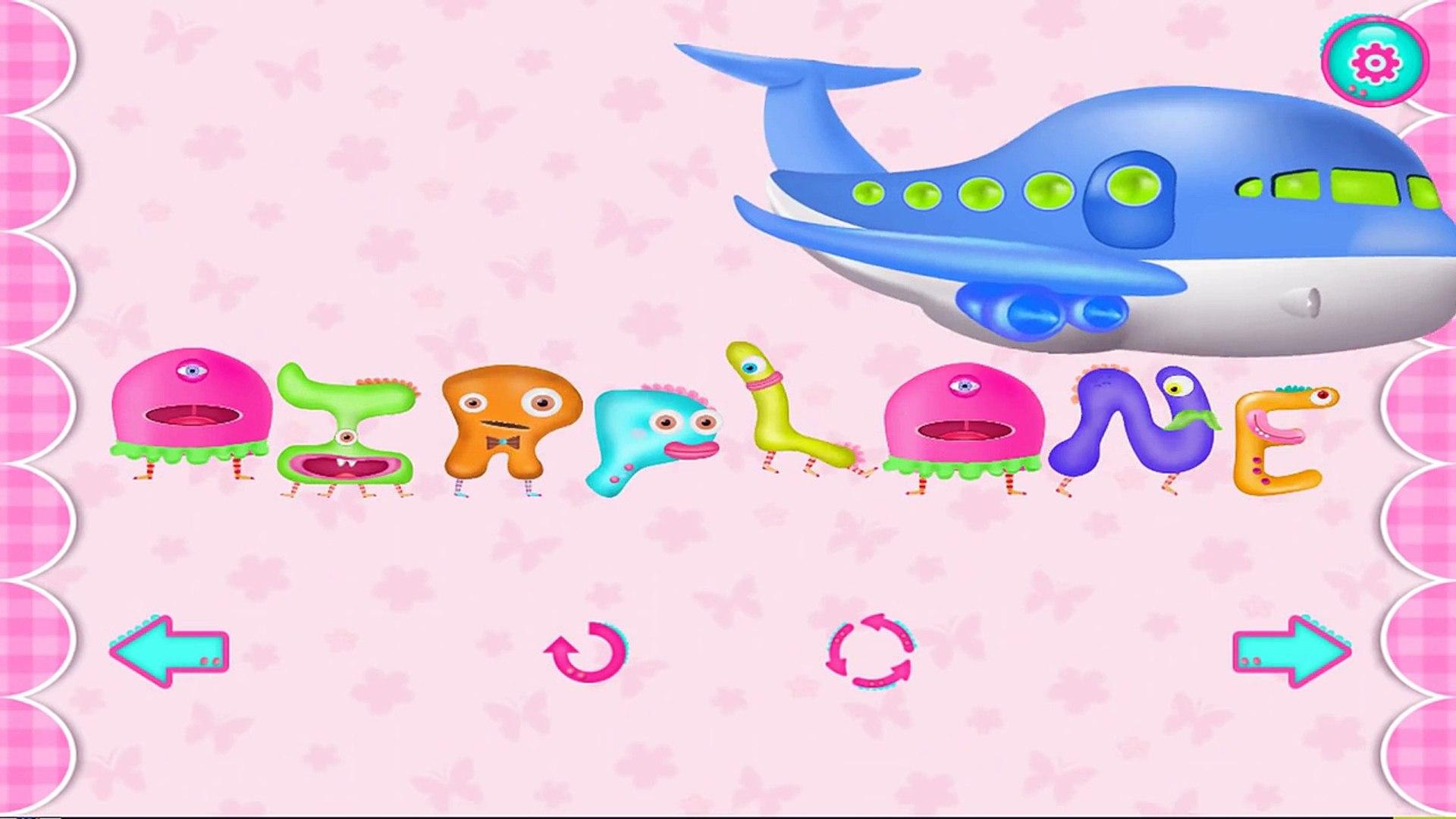 Preschool Words for Kids , Kids Learn Alphabet, Education App for Kids