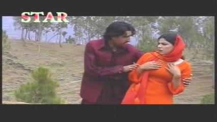 Ghazal Gul - Wali Bawar - Pashto Movie Songs And Dance