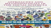 [EBOOK] DOWNLOAD Approaches and Methodologies in the Social Sciences: A Pluralist Perspective READ