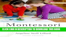 [New] Ebook Montessori: The Science Behind the Genius Free Online