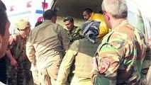 Près de Mossoul, les médecins kurdes face à l'afflux des blessés