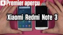 Xiaomi Redmi Note 3 en vidéo : des specs premium à moins de 140 euros ?