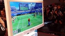 Mario Tennis: Ultra Smash Gameplay Footage | Gamescom new | HD