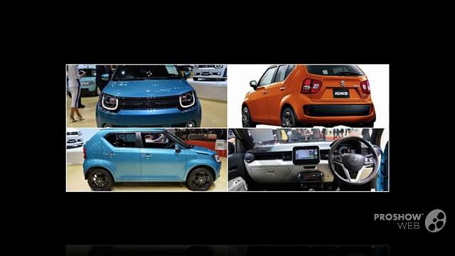 Maruti Suzuki Ignis-Best model in Suzuki platform