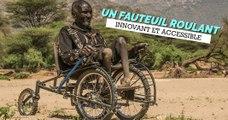 SafariSeat : un fauteuil roulant innovant et accessible à tous