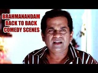 Brahmanandam Back To Back Comedy Scenes || Non Stop Comedy Scenes || Vol 5
