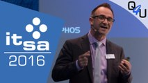 it-sa 2016: Signaturloser Schutz gegen Ransomware (Sophos) | QSO4YOU Tech