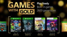 FREE Games with Gold November 2016 (Xbox One/Xbox 360)