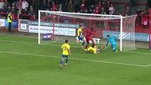 L'action folle de la semaine pour Accrington Stanley face à Crawley