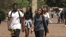 South Africa: Foreign students fear disruption due to protests