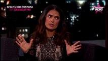 Salma Hayek lourdement draguée par Donald Trump, elle raconte ! (vidéo)