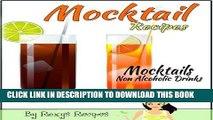 [PDF] Mocktail Recipes. Mocktails - Non Alcoholic Cocktail Drinks Download Free