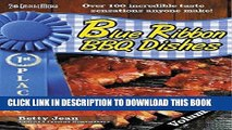 [Ebook] BLUE RIBBON WINNING BBQ DISHES - the OFFICIAL BARBEQUE BIBLE For BBQ RECIPES   BBQ SAUCE