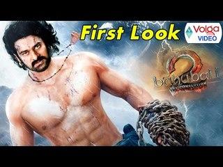 Prabhas Birthday Special || Baahubali 2 Movie First Look || Prabhas, Rana, Anushka