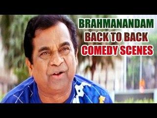 Brahmanandam Back To Back Comedy Scenes || Non Stop Comedy Scenes || Vol 3