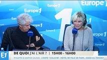 "Philippe Gildas : ""On avait tellement besoin de Coluche"""