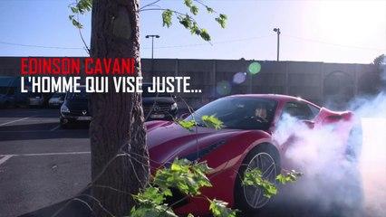 Edinson Cavani : l'homme qui vise juste.... à coté ! #PSGOM - Les Guignols du 22/10 - CANAL+