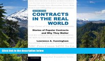 Must Have  Contracts in the Real World: Stories of Popular Contracts and Why They Matter  READ
