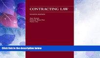 Big Deals  Contracting Law (Carolina Academic Press Law Casebook)  Full Read Most Wanted