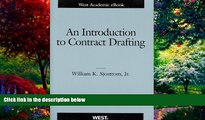 Books to Read  An Introduction to Contract Drafting (American Casebook Series)  Best Seller Books
