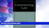 Big Deals  Contracting Law  Best Seller Books Most Wanted
