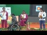 Compound Women, Open | Victory Ceremony | Rio 2016 Paralympics