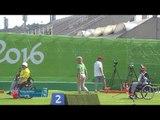 Women's Individual W1   Jenkins v Lu   Rio 2016 Paralympics