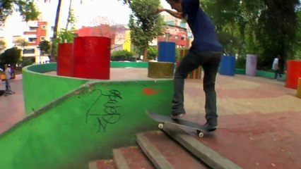 Adidas skateboarding Mexico