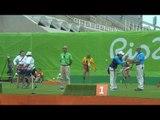 Women's Individual Compound Open | Tucker v Rubbio | Rio 2016 Paralympics