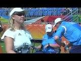 Women's Individual W1   Stretton v Musilova   Rio 2016 Paralympics