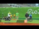 Men's Individual W1   Fabry v Koo   Rio 2016 Paralympics