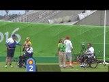 Men's Individual W1   Walker v Antonios   Rio 2016 Paralympics